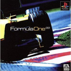 FORMULA ONE '99(フォーミュラワン)/PS|bookoffonline
