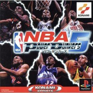 NBA パワーダンカーズ5/PS bookoffonline