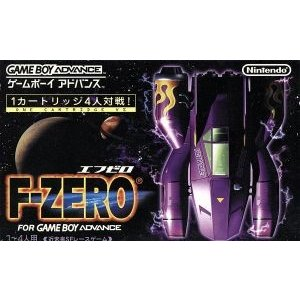 F−ZERO FOR GAMEBOY ADVANCE(エフゼロ)/GBA|bookoffonline