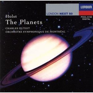 ホルスト:組曲「惑星」/シャルル・デュトワ,モントリオール交響楽団 bookoffonline