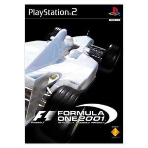 Formula One(フォーミュラワン) 2001/PS2|bookoffonline