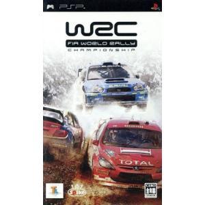 WRC −FIA World Rally Championship−(ワールドラリーチャンピオンシップ)/PSP bookoffonline