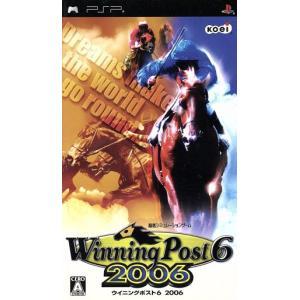 ウイニングポスト6 2006/PSP bookoffonline