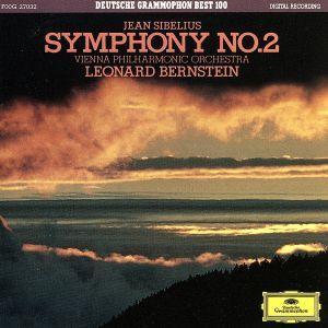 シベリウス:交響曲第2番/レナード・バーンスタイン/ウィーン・フィルハーモニー管弦楽団 bookoffonline