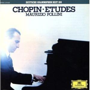 ショパン:12の練習曲 作品10・作品25/マウリツィオ・ポリーニ bookoffonline