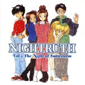 NIGHTRUTH(2)/(ドラマCD),上田祐司(十六夜慎哉),若本規夫(セクンダディ),宮村優子...