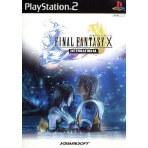 ファイナルファンタジーX インターナショナル/PS2|bookoffonline
