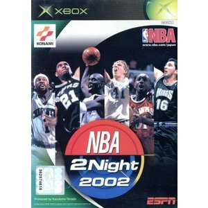 ESPN NBA 2Night 2002/Xbox|bookoffonline