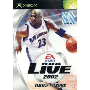 NBA LIVE 2002/Xbox|bookoffonline