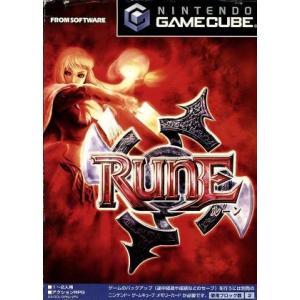 RUNE(ルーン)/ゲームキューブ bookoffonline