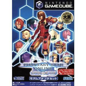 【同梱版】ファンタシースターオンライン エピソードI&II/ゲームキューブ bookoffonline