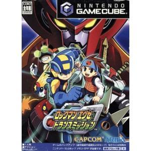 ロックマンエグゼ トランスミッション/ゲームキューブ|bookoffonline