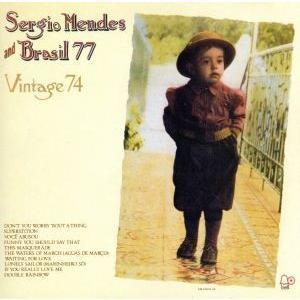 ヴィンテージ'74/セルジオ・メンデス&ブラジル'77,セルジオ・メンデス&ブラジル'77|bookoffonline