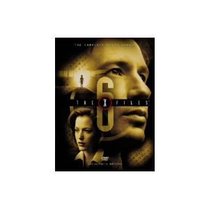 X−ファイル シーズン6 DVDコレクターズ・ボックス(初回生産限定)/デイヴィッド・ドゥカヴニー,ジリアン・アンダーソン,クリス・カーター(製作総指揮|bookoffonline