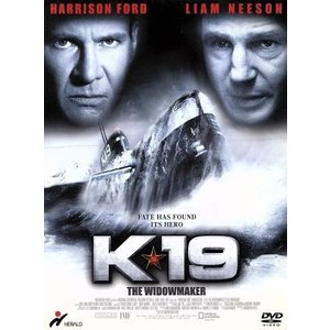 K−19 THE WIDOWMAKER/ハリソン・フォード(製作総指揮、主演),リーアム・ニーソン,ピーター・サースガード,クリスチャン・カマルゴ,レック