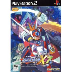 ロックマンX7/PS2 bookoffonline