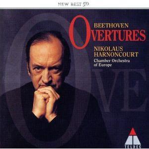 ベートーヴェン:序曲集[全8曲]/ニコラウス・アーノンクール(指揮),ヨーロッパ室内管弦楽団(CO)