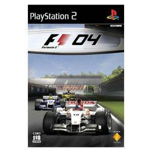 Formula One(フォーミュラワン) 2004/PS2|bookoffonline