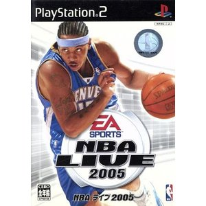 NBA LIVE 2005/PS2|bookoffonline
