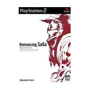 ロマンシングサガ −ミンストレルソング−/PS2|bookoffonline