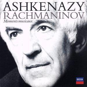 楽興の時〜ラフマニノフ:ピアノ作品集/V.アシュケナージ(p)|bookoffonline