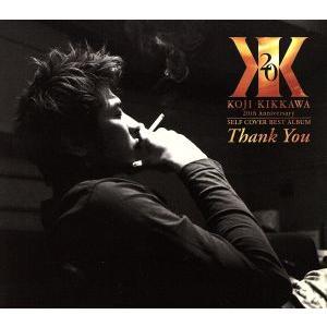 20th Anniversary セルフカヴァー ベストアルバム Thank You (限定盤)/吉川晃司|bookoffonline