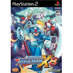 ロックマンX8/PS2|bookoffonline
