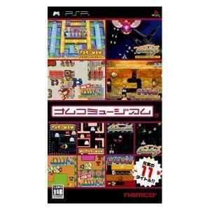ナムコミュージアム/PSP|bookoffonline