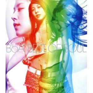 BEST OF SOUL −PERFECT EDITION−(DVD付)/BoA bookoffonline