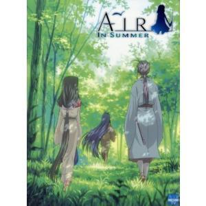 AIR IN SUMMER(初回限定版)/Key(原作),西村ちなみ(神奈備命),神奈延年(柳也)