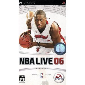 NBA LIVE 06/PSP bookoffonline