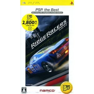 リッジレーサーズ PSP the Best(再販)/PSP bookoffonline
