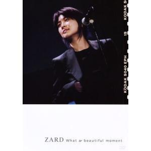 What a beautiful moment/ZARD|bookoffonline