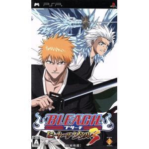 BLEACH ヒート・ザ・ソウル3/PSP bookoffonline