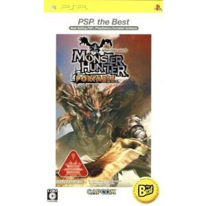 モンスターハンター ポータブル PSP the Best(再販)/PSP bookoffonline