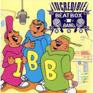 Incredible Beatbox Band/I.B.B.の商品画像|ナビ