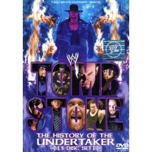 WWE ヒストリー・オブ・ジ・アンダーテイカー トゥームストーン/(格闘技)|bookoffonline