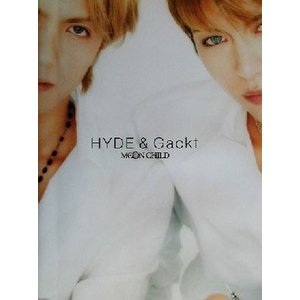 MOON CHILD HYDE & Gackt写真集/KenjiTsukagoshi(その他)|bookoffonline