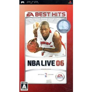 NBA LIVE 06 EA BEST HITS(再販)/PSP bookoffonline