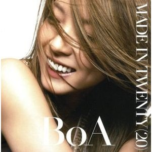 【初回盤ボーナストラック収録】MADE IN TWENTY(20)/BoA bookoffonline
