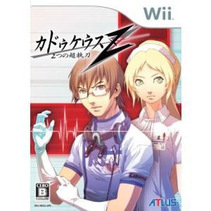 カドゥケウスZ 2つの超執刀/Wii|bookoffonline