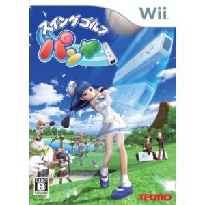 スイングゴルフ パンヤ/Wii|bookoffonline
