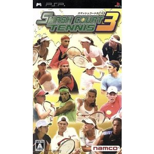 SMASH COURT TENNIS 3/PSP|bookoffonline