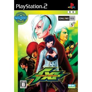 THE KING OF FIGHTERS XI SNK BEST COLLECTION/PS2 bookoffonline