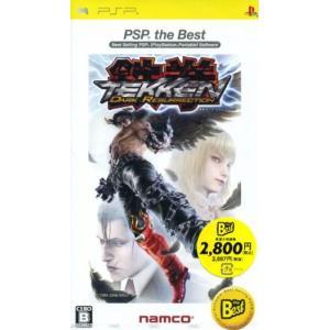 鉄拳 DARK RESURRECTION(ダーク・リザレクション) PSP the Best/PSP bookoffonline