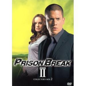 プリズン・ブレイク シーズンII DVDコレクターズBOX2/ウェントワース・ミラー,ドミニク・パーセル