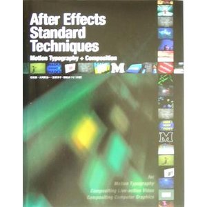 After Effects Standard Techniques Motion Typograph...