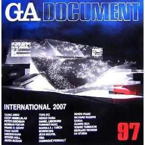 GA DOCUMENT(97) 世界の建築/テクノロジー・環境(その他)|bookoffonline