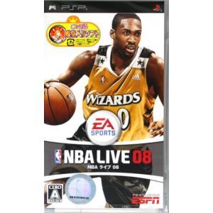 NBA LIVE 08/PSP bookoffonline