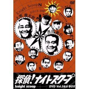 探偵!ナイトスクープDVD Vol.5&6 BOX/(バラエティ),上岡龍太郎,西田敏行,岡部まり|bookoffonline